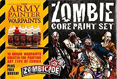 The Army Painter: Zombicide Core Paint Set