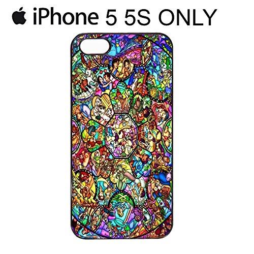 carcasa-para-iphone-4-4s-5-5s-5c-disney-negro-iphone-55s