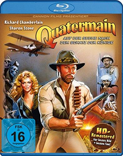 Quatermain 1 - Auf der Suche nach dem Schatz der Könige [Blu-ray]