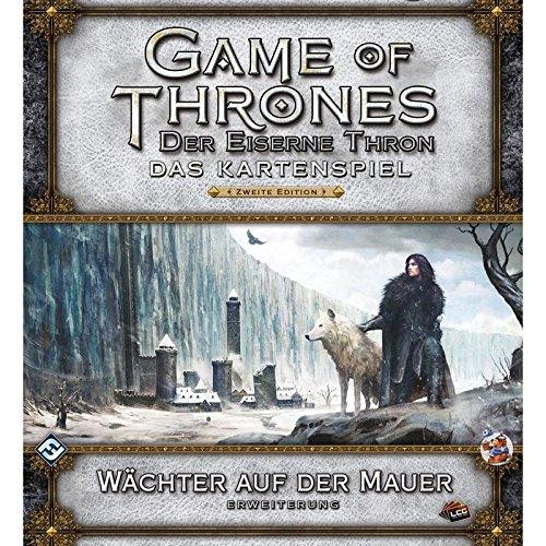 Fantasy Flight Games FFGD2360 GoT: LCG 2.Ed. -Wächter auf der Mauer (Fantasy Flight Game Of Thrones)