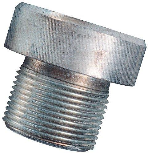 Connex PZB19619 Tête de frappe galvanisée 1,25\