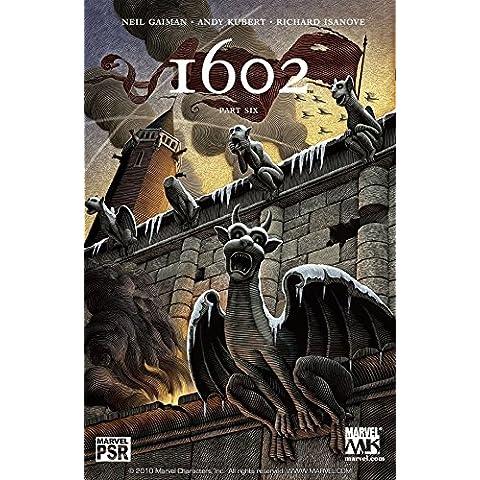 Marvel 1602 #6