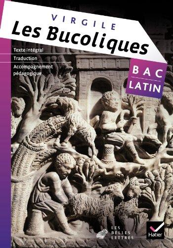 Latin Oeuvre Complte Tle d. 2011 - Virgile, Les Bucoliques