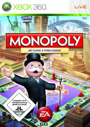 Monopoly - Mit Classic und World - Monopoly 360 Xbox Für