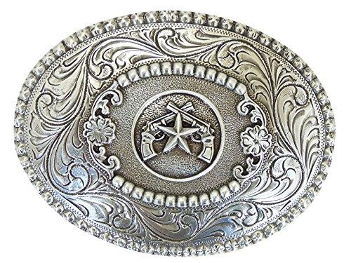 Nocona Colt Gürtelschnalle Western Buckle Cowboy USA