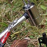 Eizur Multifuntion Klauenhammer Latthammer Lattenhammer Camping Hammer Flache Klaue Mmererhammer Schlosserhammer für Outdoor Jagd Wandern Überleben -