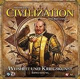 Asmodee HE556 - Civilization: Weisheit und Kriegskunst - Erweiterung