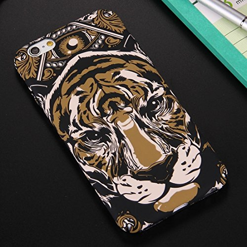 Phone case & Hülle Für iPhone 6 / 6s, Cartoon Tier Panda Muster PC Schutzhülle ( SKU : IP6G2500F ) IP6G2500F