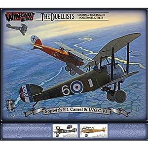 Wingnut Wingnut Wings32803 1:32 - Juego de Accesorios para Camello y LVG C.Vi (Escala 1:32)
