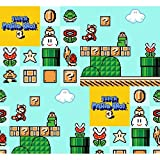 Spring's CreativeStoff mit Motiv Super Mario Bros 3