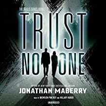 Trust No One: X-Files, Book 1