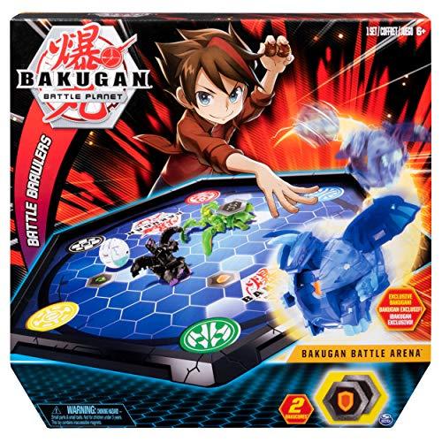 Bakugan 6045142 - Battle Arena, umrandetes Spielfeld mit exklusivem Bakugan