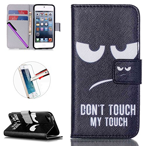 ipod-touch-6-caseipod-touch-5-wallet-casetouch-6-flip-casetouch-5-leather-cover-casenewstars-ipod-to