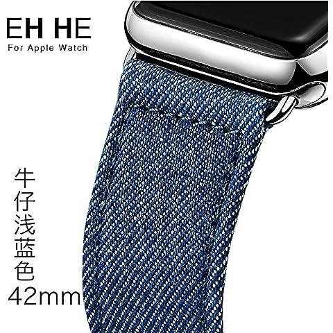 Apple Watch Band, Neppt tessuto Cinturino da