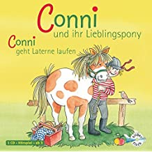 Conni und ihr Lieblingspony / Conni geht Laterne laufen: 1 CD (Meine Freundin Conni - ab 3)