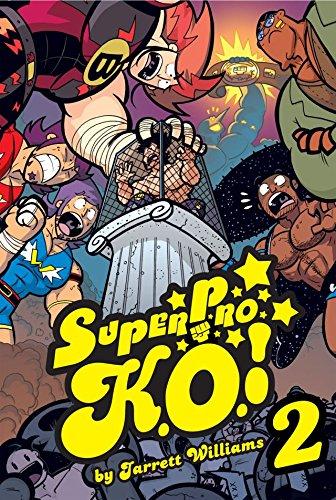 Super Pro K.O. Vol. 2 Wrestling Steel Cage