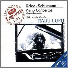 Grieg - Schumann : Concertos pour piano