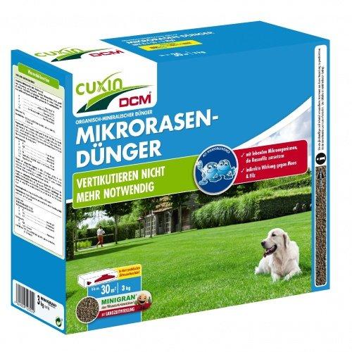 Micro Engrais pour gazon Minigran Poids : 3 kg