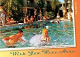 Wish You Were Here: Classic Florida Motel and Restaurant Advertising by Tim Hollis (2011-10-16)