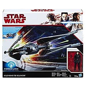 Star Wars Kylo Ren's Tie Silencer (Hasbro C1252EU4)