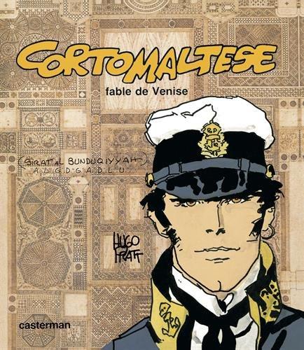 Corto Maltese en couleur : Fable de Venise