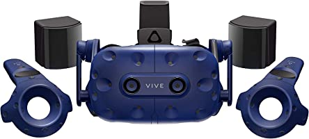 HTC VIVE Pro Virtual Reality Full Kit - PC