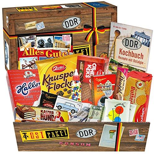 Geschenkbox Ostdeutsche Süßigkeiten | Geschenkeset zu  Weihnachten für Sie