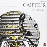 Cartier time art. Ediz. araba