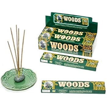 Navkaar Creation Woods Agarbatti Natural Incense Sticks 400 Grams Net 225 Sticks