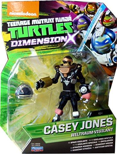 nage Mutant Ninja Turtles Dimension X Basis Figur ()