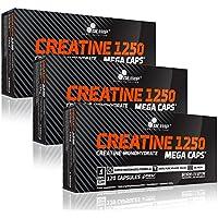 Preisvergleich für Olimp Creatine 1250 Mega Caps, 3er Pack, (3x 120 Kapseln)