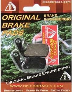 Moto V2 O2 XC DH MTB Bike C 2 8 Split Pins 2 Pairs of Hope C2 Disc Brake Pads