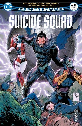 Suicide Squad Rebirth 11