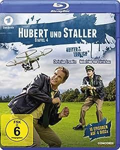 Hubert und Staller - Staffel 4 [Blu-ray]: Amazon.de