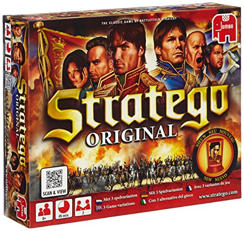 Jumbo 9495 - Stratego Original, Strategiespiel