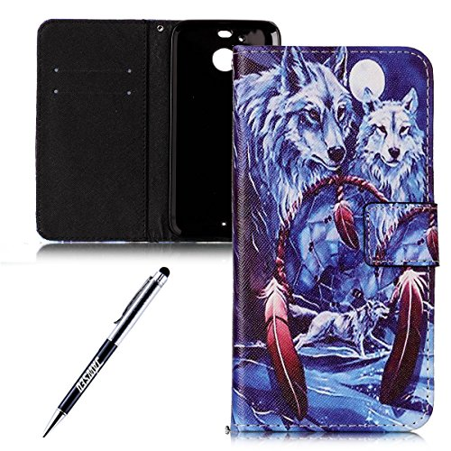 Mode Flip Wallet Book Style Design Tablet Étui en Cuir Antichocs Housse Compatible avec Kindle Paperwhite 1 2 3,Snow Wolf Adaptateurs de voyage MoreChioce Compatible avec Coque Kindle Paperwhite 1 2 3 Étui Housse