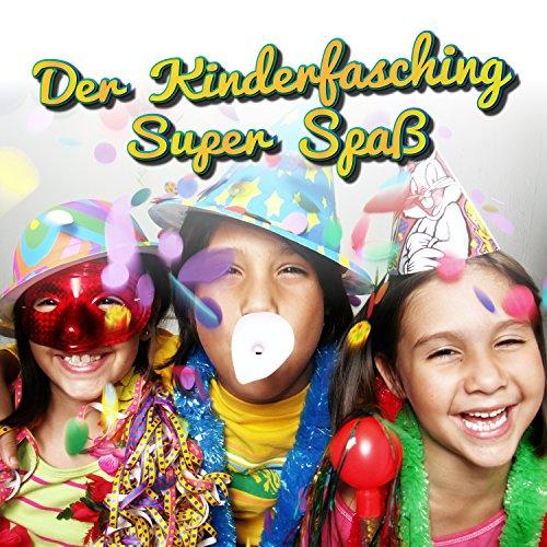 Der Kinderfasching Super Spaß