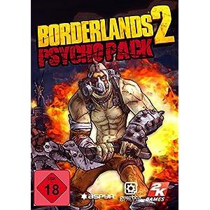 Borderlands 2 – Psycho Pack [Mac Steam Code]