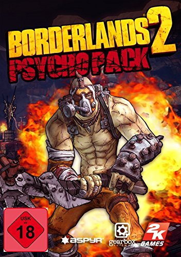 Borderlands 2 - Psycho Pack [Mac Steam Code] (Mac 2 Borderlands)