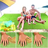 Best Beach Blanket Sand Frees - Tacobear Sand Free Mat Beach Blanket 200x150cm Portable Review