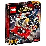 LEGO - 76077 - Marvel Super Heroes - Iron Man : L'attaque de...