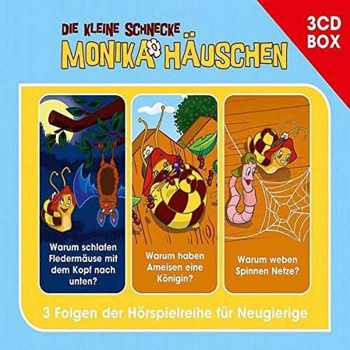 Monika Häuschen - 3-CD Hörspielbox Vol.3 -