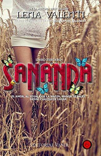 SANANDA III: Libro Tercero de [Valenti, Lena]