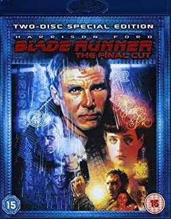 Blade Runner: The Final Cut [Blu-ray] [1982] [Region Free] (B000VS20M2) | Amazon price tracker / tracking, Amazon price history charts, Amazon price watches, Amazon price drop alerts