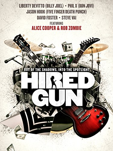 Hired Gun Cover