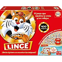 Lince - Juego de mesa, edición familia con app (Educa Borrás 16146)