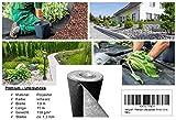 150 g/m² - Premium Unkrautvlies 15 m x 1,0 m