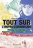 Tout sur l'impressionnisme - Panorama d'un mouvement ; oeuvres phares, repères chronologiques, notions clés