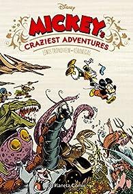 Mickey´s Craziest adventures par  Varios autores