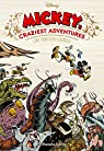 Mickey´s Craziest adventures par VV.